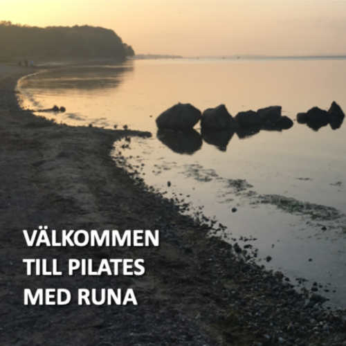Pilates med Runa