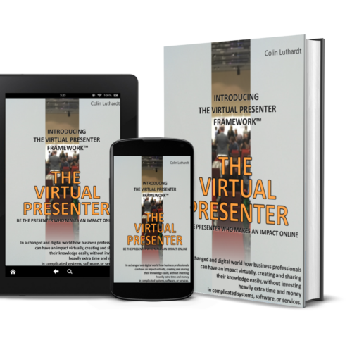 Virtual Presenter Multiple Cover